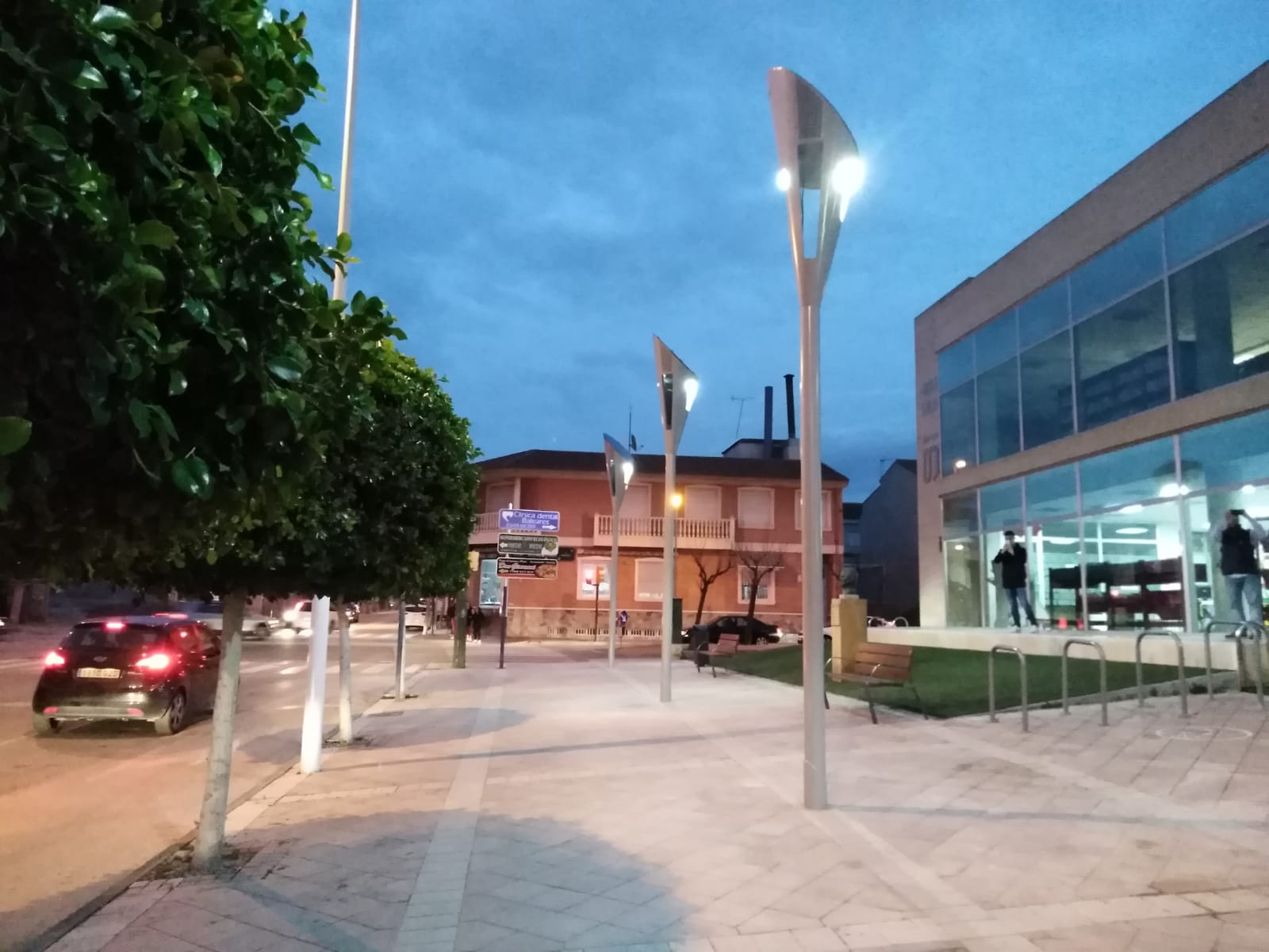New Smart Solar Streetlights designed by SIARQ